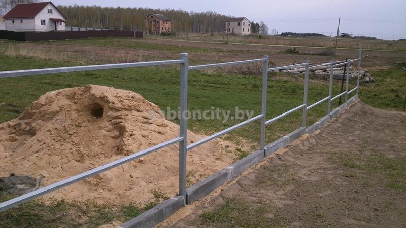 бетонирование бордюр